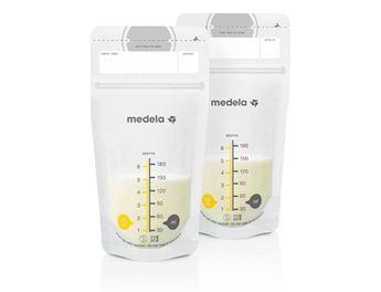 Hình ảnh củaTúi Trữ Sữa Medela (hộp 50 túi)
